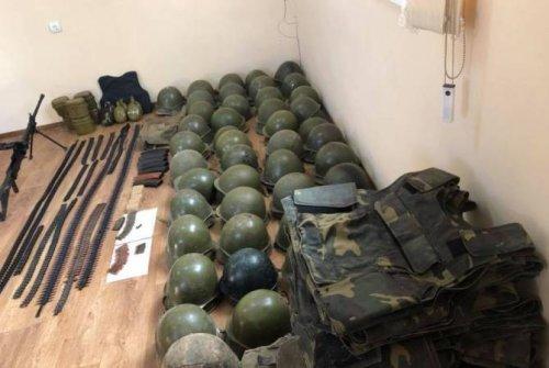 Благодаря разъяснительной работе военной полиции сданы оружие, боеприпасы и солдатское обмундирование - «Новости Армении»