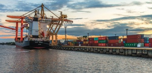 Литва опережает Латвию иЭстонию погрузообороту портов - «Европа»