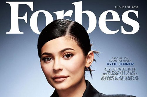Кайли Дженнер вошла в новый список самых богатых женщин по версии Forbes - «Культура»