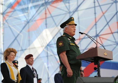 Минобороны поблагодарило мэра Италии запамятник погибшему вСирии офицеру - «Россия»
