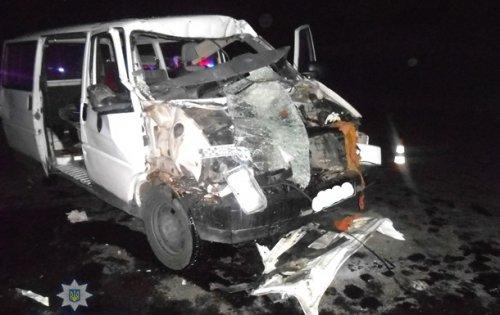 В ДТП в Ровно погиб военный