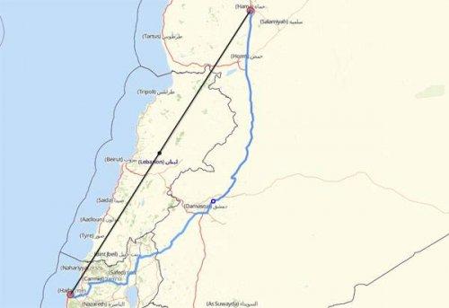 СМИ: Израильские самолёты ретировались после обнаружения средствами ПВО САР - «Военные действия»