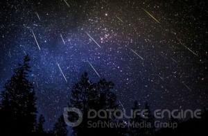 Крымчане смогут увидеть звездопад - «Керчь»