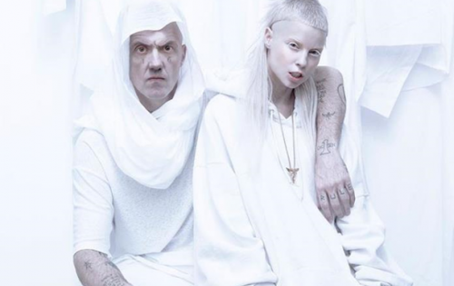 Die Antwoord опубликовали первое фото из Киева