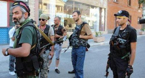 Извооружённой группы «Сасунские храбрецы» превратятся вармянскую партию - «Большой Кавказ»
