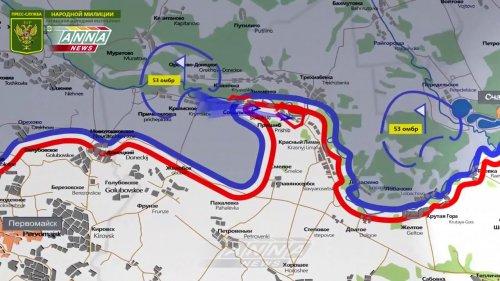 Оперативная сводка по обстрелам территории ЛНР за сутки с 30 на 31 июля 2018 года  - (ВИДЕО)
