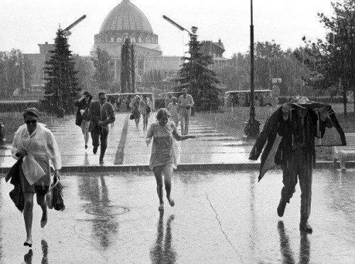 История московского землетрясения 1977 года ! - «Фото»