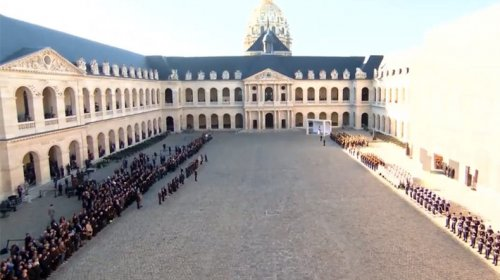 Во Франции простились с легендарным шансонье Шарлем Азнавуром - «Новости Армении»