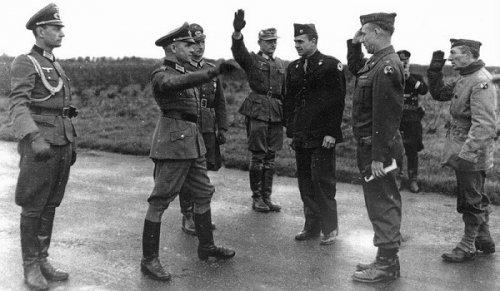 Латышский «нацик»: жаль, что нацистская Германия необъединилась сСША - «Общество»