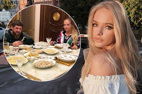 Рамзан Кадыров научил Лизу Пескову готовить национальные блюда чеченской кухни - «Культура»