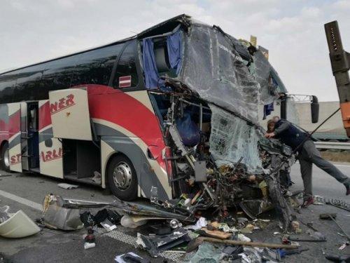 """Водитель автобуса, в котором ехали актеры """"Дизель шоу"""", рассказал свою версию аварии - «ДНР и ЛНР»"""