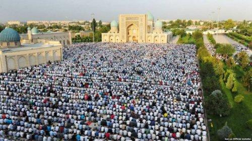 ВУзбекистане начался фестиваль суфиев «Накшбандия» - «Общество»