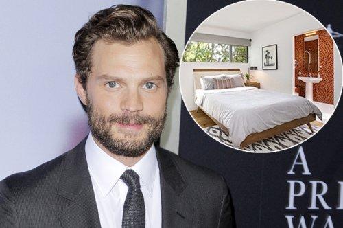 Джейми Дорнан продал свой необычный дом в Голливуде за 3,2 миллиона долларов - «Культура»