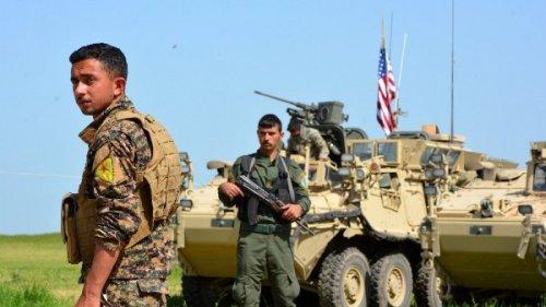США создают «армию» Сирийского Курдистана: разделяй иконтролируй - «Новости Дня»