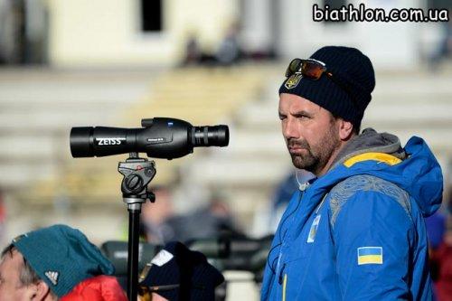 Андрей Прокунин: За первый этап можно поставить четверку с минусом - «Биатлон»