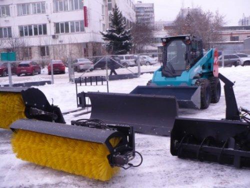Втрех регионах России наулицы выйдут беспилотные снегоуборщики - «Технологии»