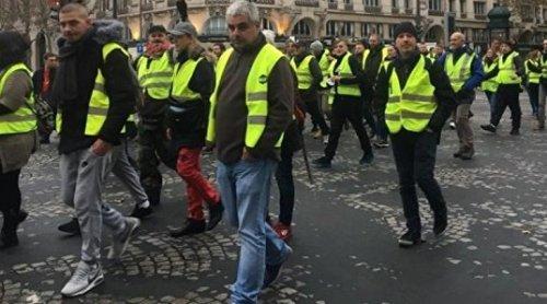 Наманифестацию «желтых жилетов» вВерсале никто непришел - «Европа»
