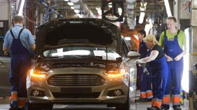 Reuters сообщает о планах Ford закрыть два завода в России - «Новости Дня»
