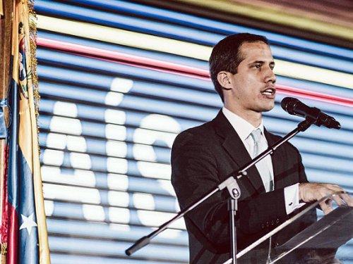 Лидер оппозиции Венесуэлы встретился с послами стран ЕС - «Новости дня»