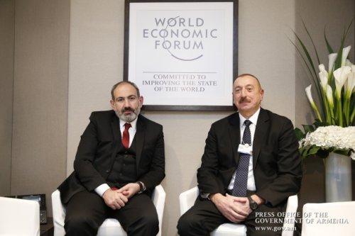 Пашинян иАлиев приняли предложение провести встречу вближайшее время - «Большой Кавказ»