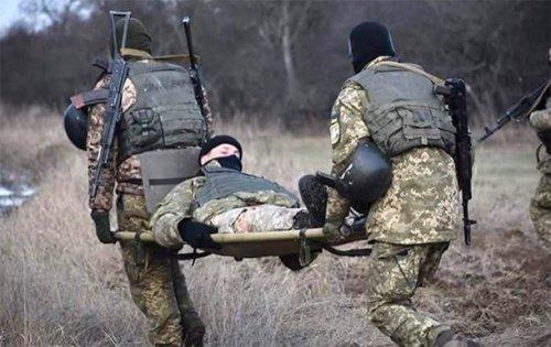 Сутки в ООС: четыре обстрела, есть раненый