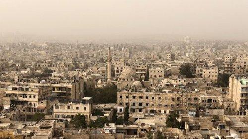 Армянские саперы приступили к разминированию окрестностей Алеппо - «Новости Армении»